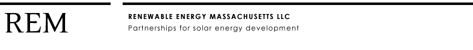 Renewable Energy Massachusetts LLC