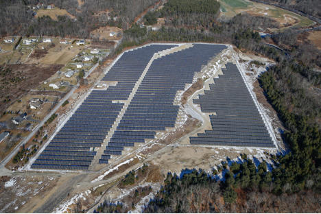 Palmer Airfield, MA Solar Project