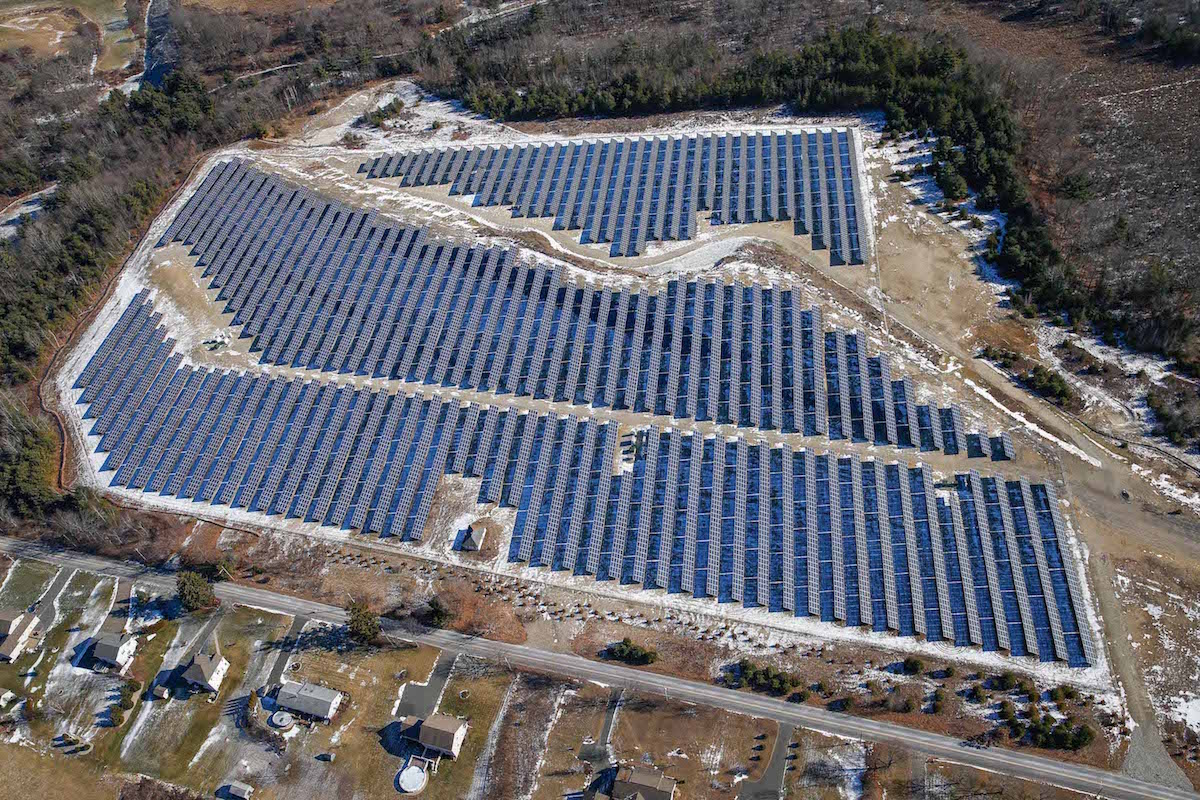 Palmer Airfield, MA Solar Project 2